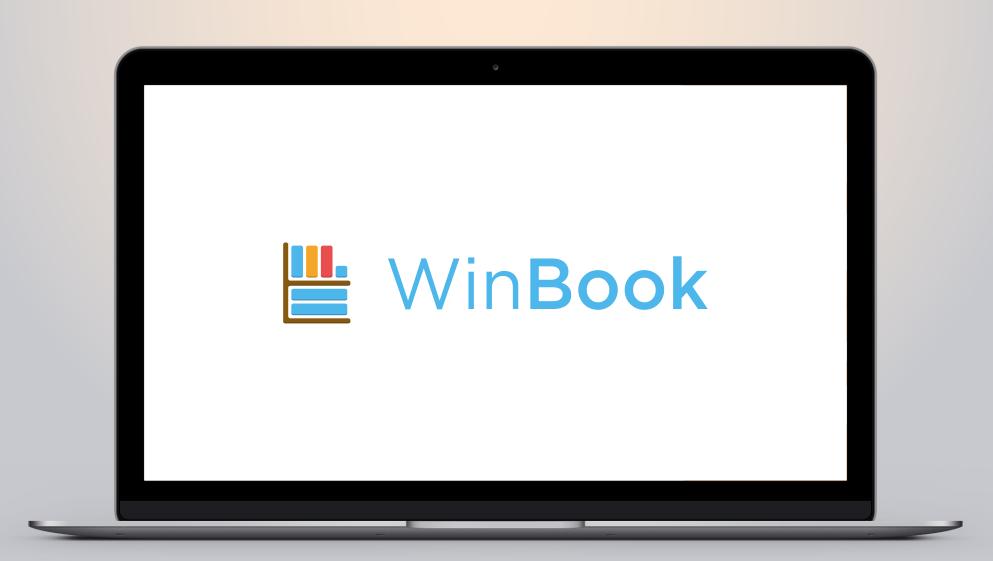 Buch Logo für WinBook