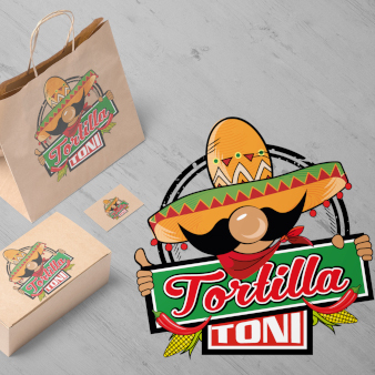 Logo-Design-kreativ-Tortilla-Toni