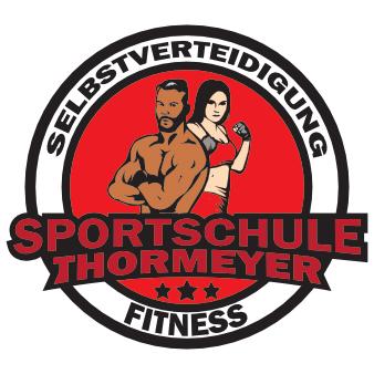 sportschule-thormeyer-fitness-logo-design