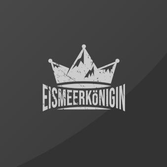 Abstraktes-Logo-Unternehmen-Eismeerkoenigin