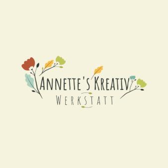 Annettes-Kreativ-Werkstatt-Kreatives-Unternehmenslogo