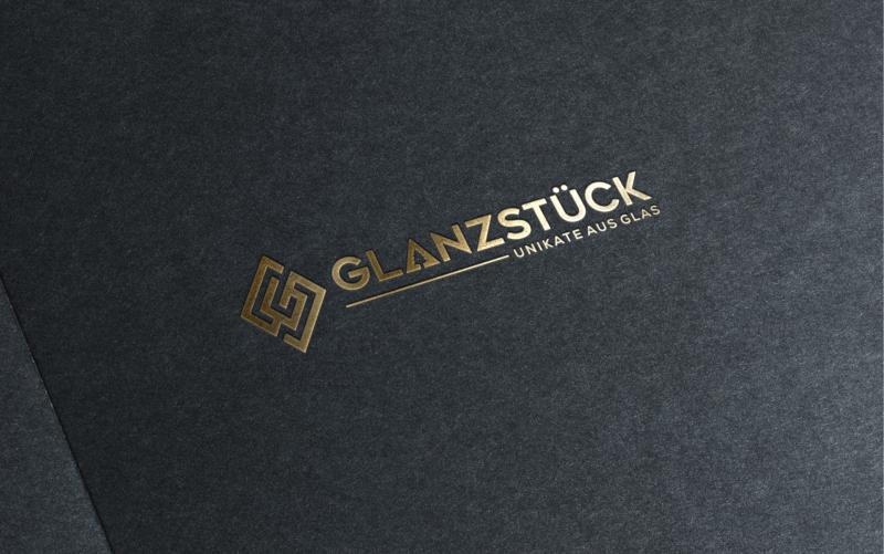 Glanzstueck-Minimalistisches-Unternehmenslogo