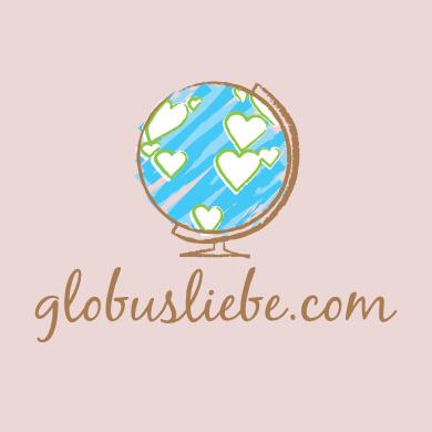 Globus Logo für Reiseblog