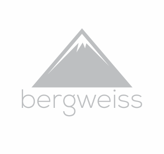Outdoor Logo, bergweiss