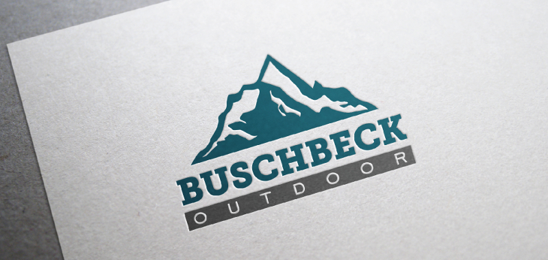 Outdoor Logo, Buschbeck Outdoor
