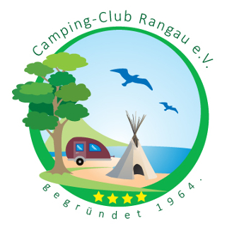 Outdoor Logo, Camping Club Rangau