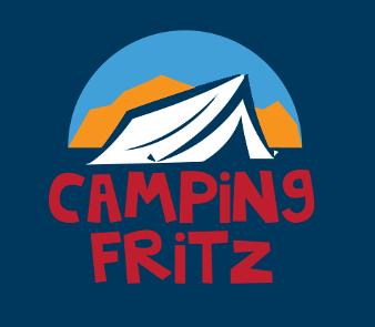 Outdoor Logo, Camping Fritz