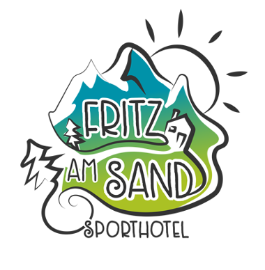 Outdoor Logo, Fritz am Sand Sporthotel
