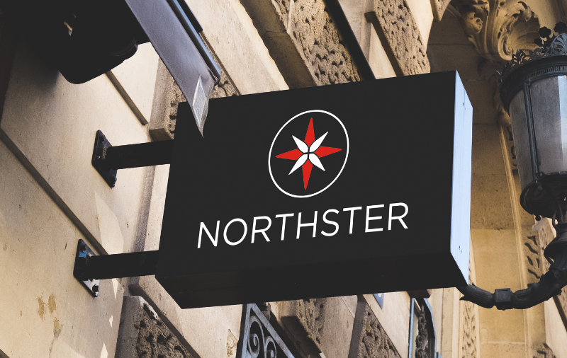 Outdoor Logo, Northster