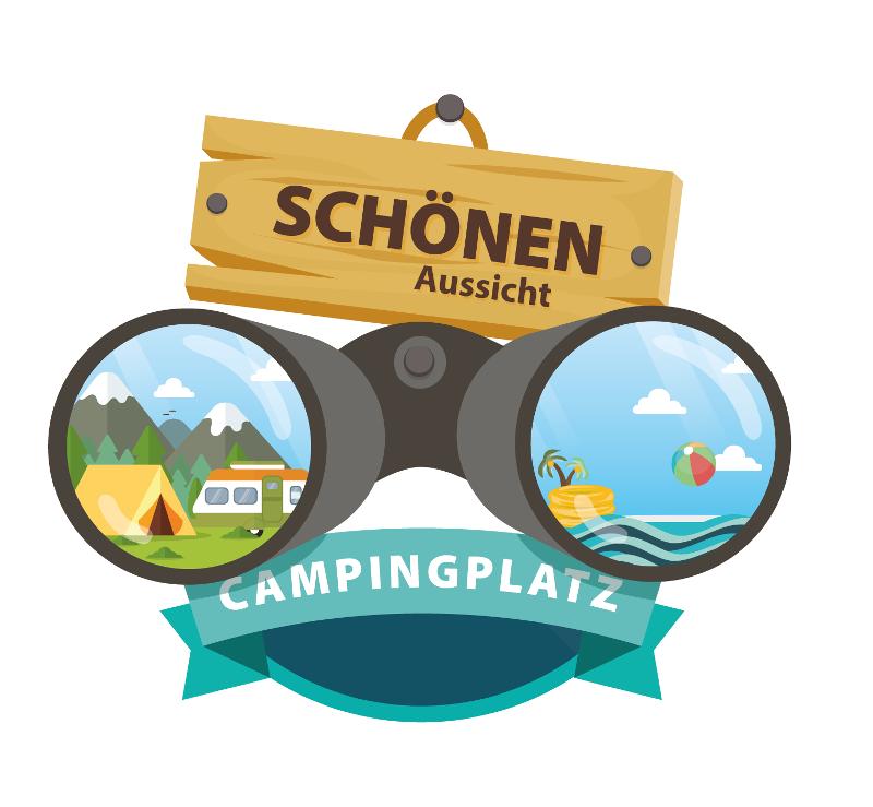 Otdoor Logo, Campingplatz zur schönen Aussicht