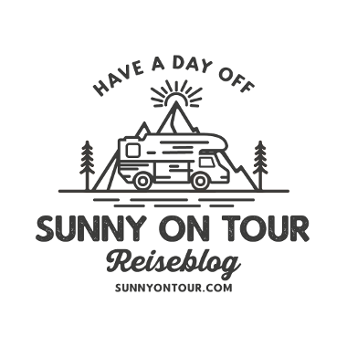 Outdoor Logo, Sunny on Tour