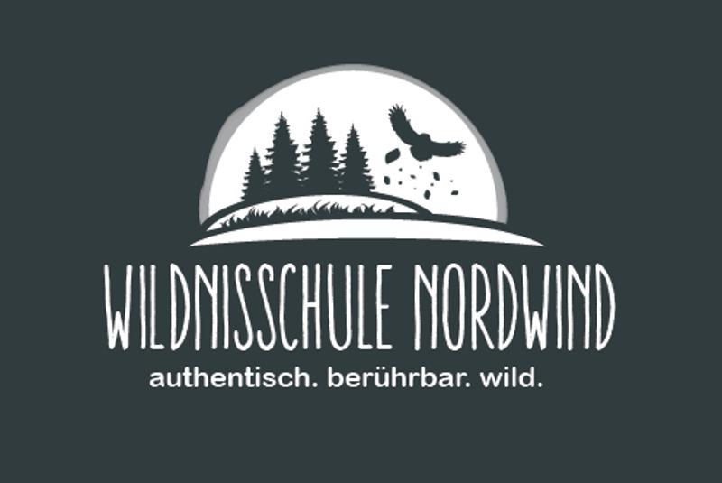 Outdoor Logo, Wildnisschule Nordwind