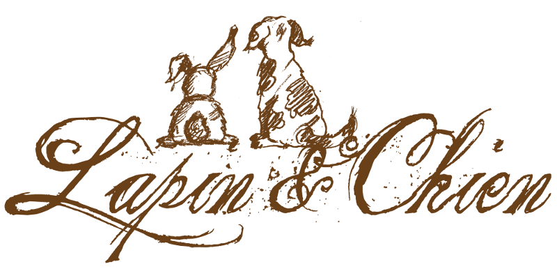 Theater Logo, Lapin et Chien