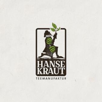 Hansekraut Logo-Design das beste Design