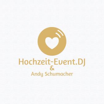 Hochzeit-Event-DJ-Entertainment-Logo-Design