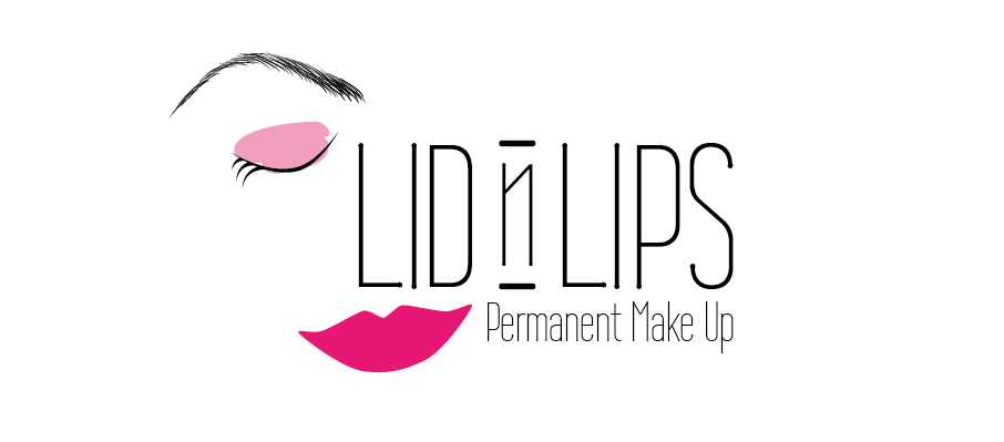 Make Up Artist Logo, Lid n Lips