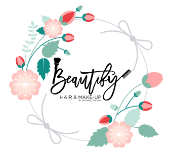 Make Up Artist Logo, Beautify