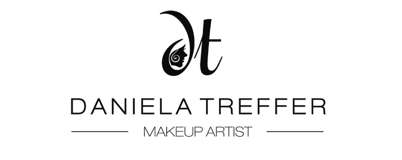 Make Up Artist Logo, Daniela Treffer