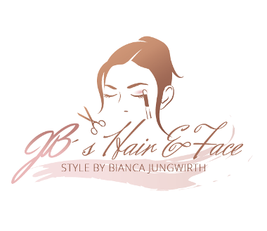 Make Up Artist Logo, JB´s Hair and Face