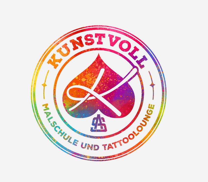 Kunst Logo, Kunstvoll