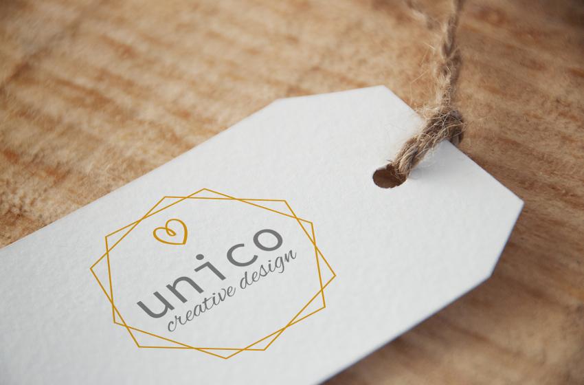 Künstler Logo, unico
