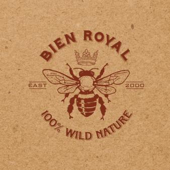 Moderne-Logos-Bien-Royal
