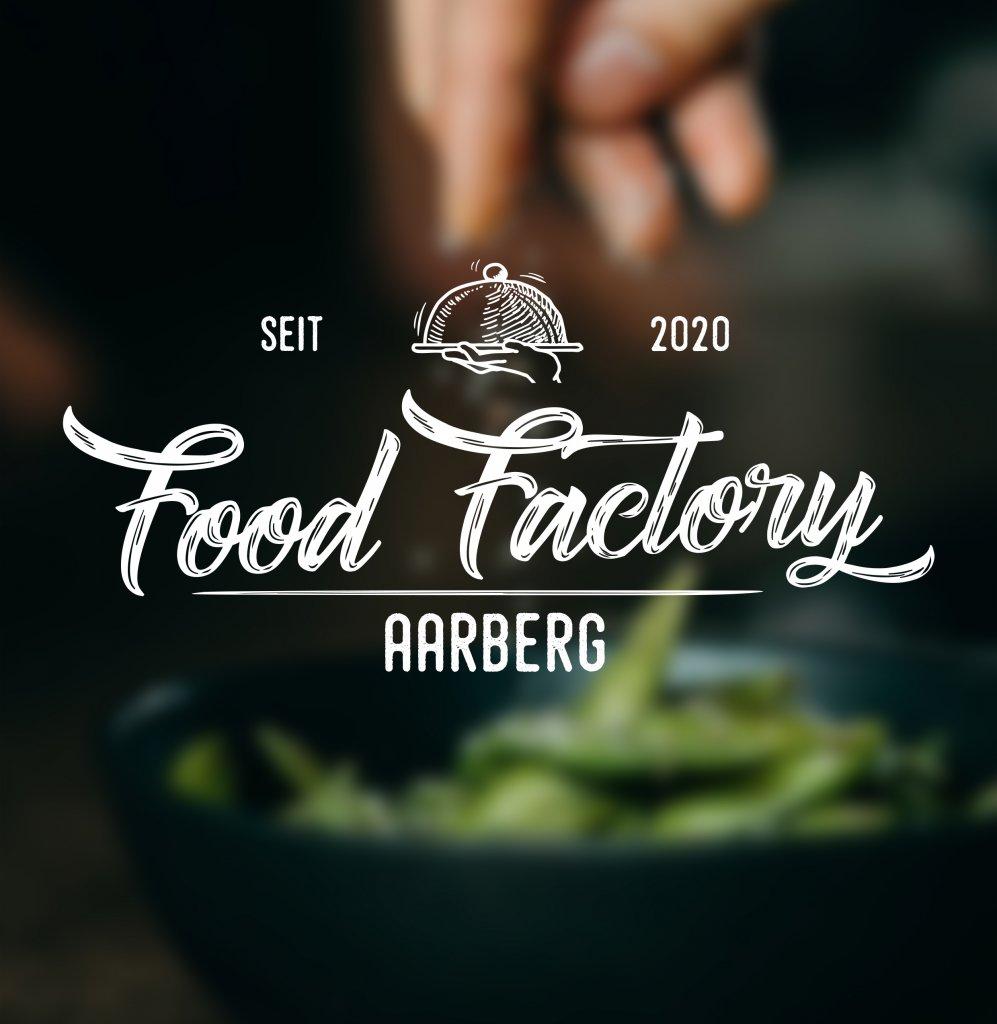 Modernes-Logo-fuer-Food-Factory-Aarberg