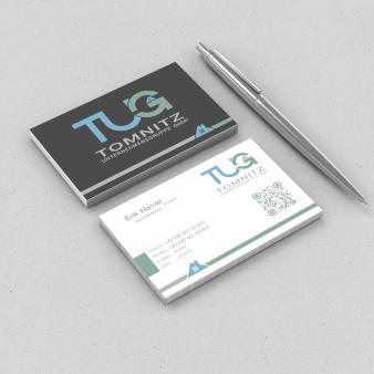 Tomnitz-Immobilienmakler-Visitenkarten-Design