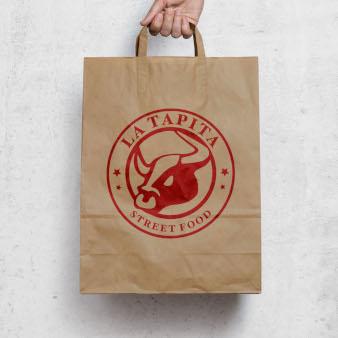 Burgerlogo-Design-La-Tapita