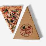Pizza Logo für Da Marco e Paolo
