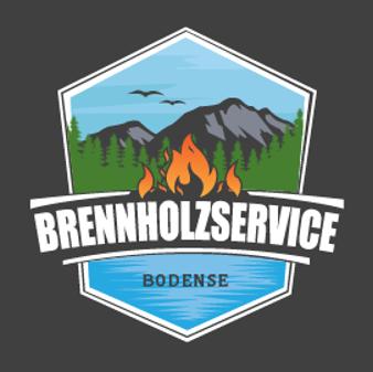 Flammen Logo, Bodensee Brennholzservice