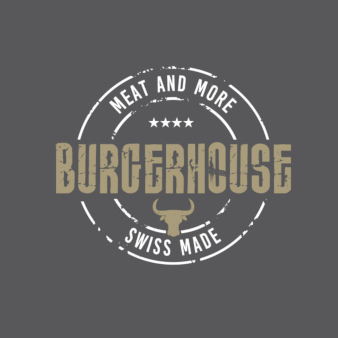 Meat and More Burgerhouse Logo
