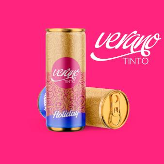 Verano-Tinto-Logo-Design-Getraenktedose