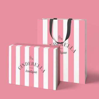 Cinderella-Boutique-Feminine-Logos