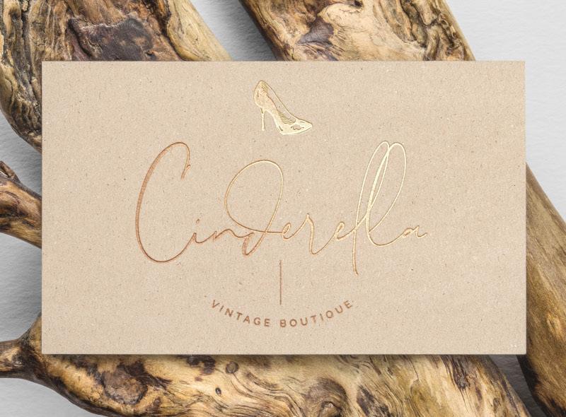 Feminines-Logo-Cinderella-Vintage-Boutique