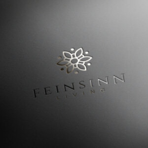 Feinsinn-Living-Metallic-Logos