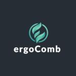 Logo-mit-Farbverlauf-ergocomb