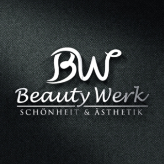 Metallic-Logo-Design-Beauty-Werk