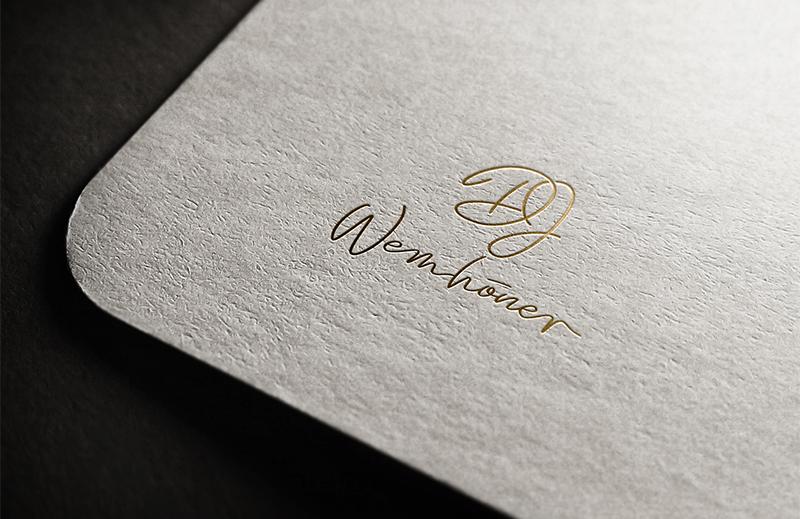 Metallic-Logo-Design-Wemhoener