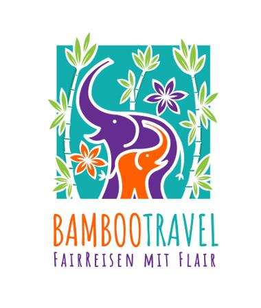 Apartment Logo, Bamboo Travel