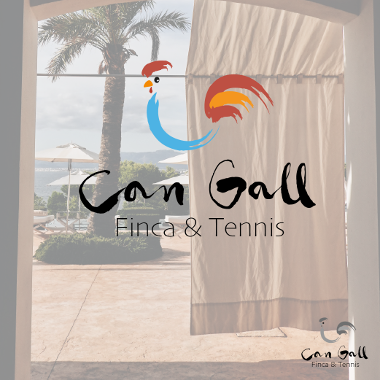 Apartment Logo, Can Gall