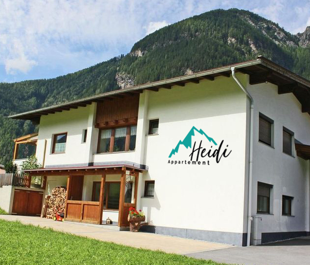 Apartment Logo, Heidi