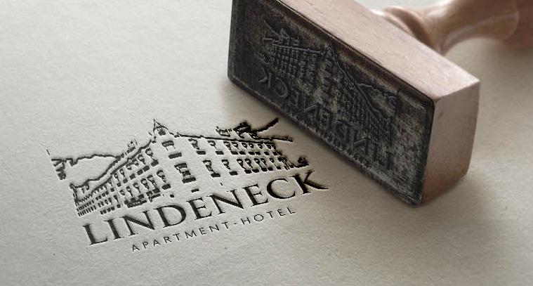 Apartment Logo, Lindeneck