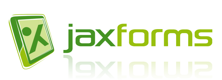 Computer Logo, jaxforms
