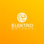 Elektriker-Logo-Elektro-Motzkus