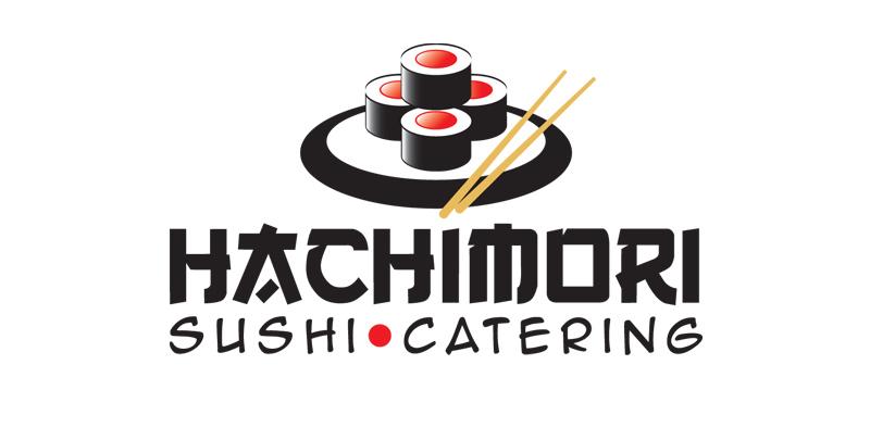 Hachimori-Sushi-Logos
