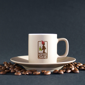 Kaffeezwerg-Kaffee-Logo