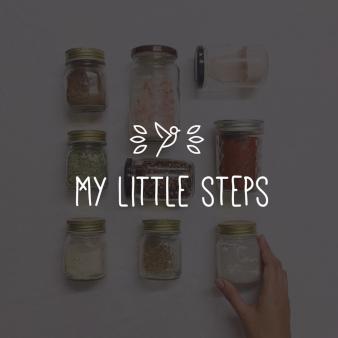 My Little Steps zeitlose Logos