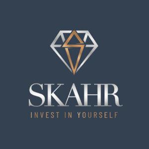 Diamant Logo für Fitness- und Personaltrainerfirma