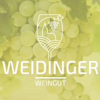 Weidinger-Weingut-Weinlogo-Design